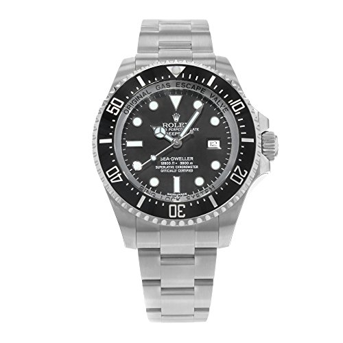Rolex Sea Dweller Deepsea Stainless Steel Men's Watch (Large Image)