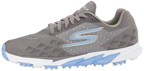 Pictures of Skechers Performance Women's Go Golf Blade 14867 Charcoal/Blue 5