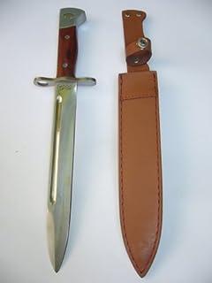 Amazon com : AK47 Bayonet Knife : Hunting Fixed Blade Knives