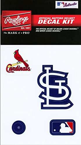 St Louis Cardinals Stickers - 7