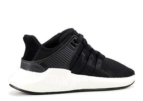 adidas Originals EQT Equipment Support 93/17, Core Black-Core Black-Footwear White Nero (Cblack/Cblack/Ftwwht)