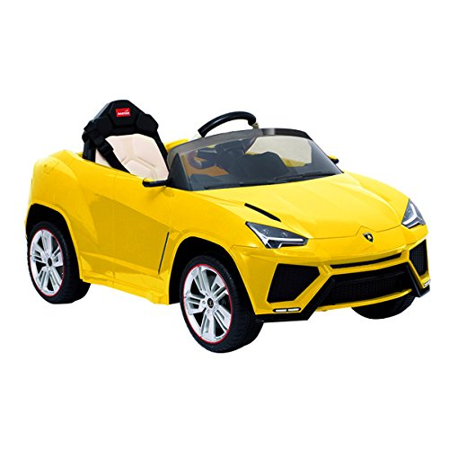 Lamborghini Urus 12V Electric Kids Ride On Car with RC Remote