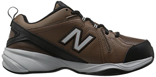 New Balance Mens Mx608v4 Training Shoe Chocolate Brown