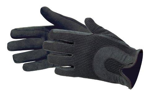PFIFF Reithandschuh, schwarz, 011467-60, Gr. S (Herstellergröße:S)