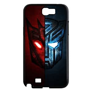 Custom Transformers Hard Back Cover Case for Samsung Galaxy Note 2 NT308