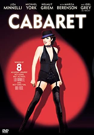Amazon Com Cabaret Liza Minnelli Michael York Helmut Griem Joel