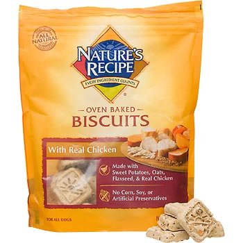 Big Heart Pet Biscuit Nature's Recipe Chicken, 19 oz
