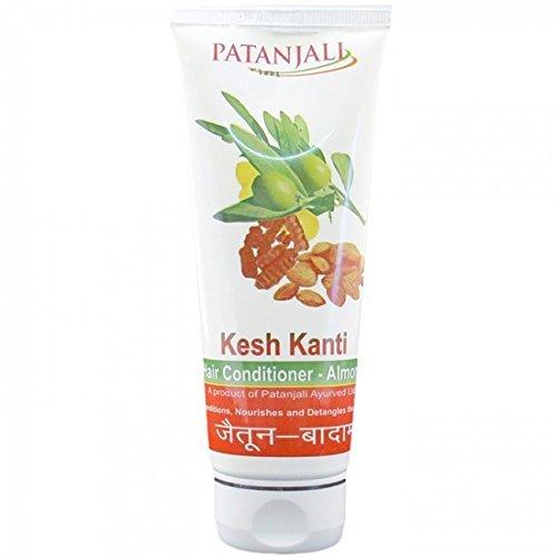 Patanjali Kesh Kanti hair conditioner almond 100g pack of 2 - 200g
