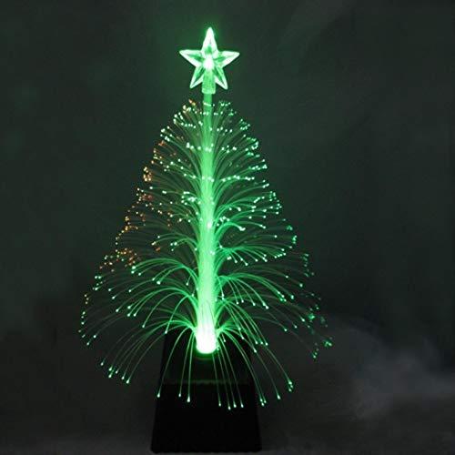 Color de Fenebort que cambia las luces LED del árbol de navidad, decoración colorida colorida romántica del hogar de la...