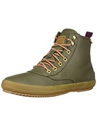 Keds Womens Scout Boot Splash Canvas WX Boots