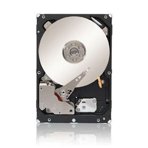 Seagate Enterprise Capacity 3.5 HDD (Constellation ES) 4TB 7200RPM 6Gbps SAS 128 MB Cache Internal Bare Drive ST4000NM0023 by Seagate