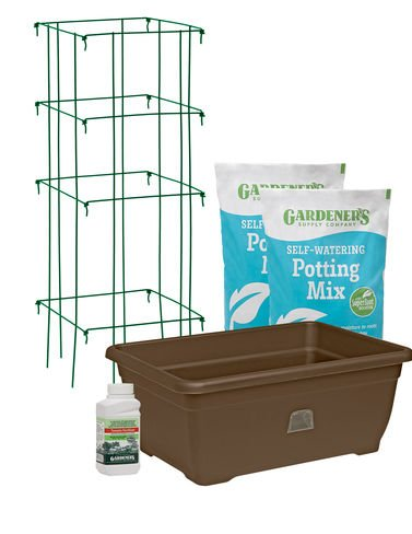 [Tomato Success Kit] (Tomato Growing Containers)