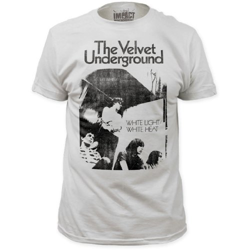 Velvet Underground- White Light/White Heat T-Shirt Size L