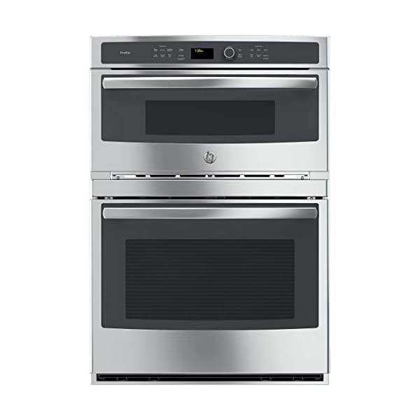 GE Profile PT7800SHSS 30′ Built-In Convection Combination Microwave Wall Oven...