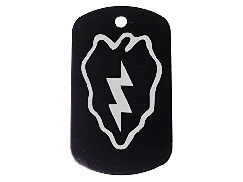 Black Dog Tag Kit with 30
