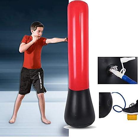 Sacos de Suelo para Boxeo, Saco Boxeo Hinchable, Inflable ...