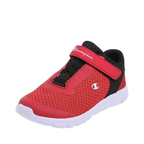 Champion Boy's Red Black Toddler Performance Gusto Cross Trainer Toddler Size 9.5 Regular