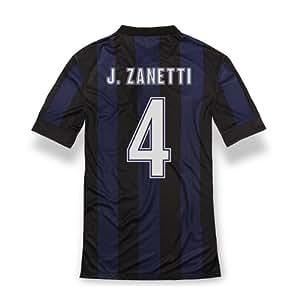 2013-14 Inter Milan Home Shirt (J.Zanetti 4)