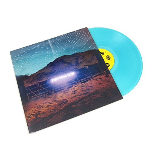Music : Arcade Fire: Everything Now (Indie Exclusive Colored Vinyl Night Version) Vinyl LP