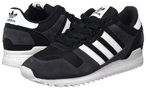 Nero ftwr Unisex Black White core utility Zx Basse Black 700 Adidas Adulto Ginnastica Da Scarpe x8YvSwHPq