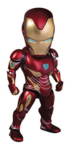 Beast Kingdom Marvel Avengers Infinity War: Iron Man MK50 EAA-070 Egg Attack Action Figure