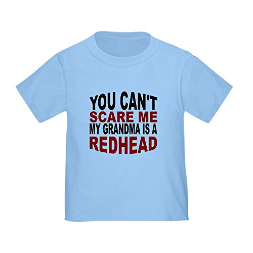 Best Cafepress Baby Gifts For All Grandma T-Shirts - CafePress My Grandma is A Redhead
