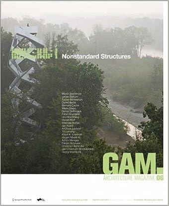 Architektur Magazin gam 06 nonstandard structures graz architektur magazin graz