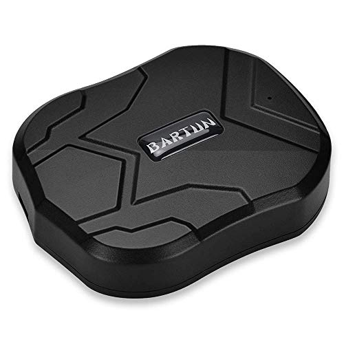 BARTUN Vehicles GPS Tracker Magnet Tracking for Cars Motorcycle Wireless Waterproof IP66 Real Time GPS Locator No Monthly Fee 60 Days Standby time