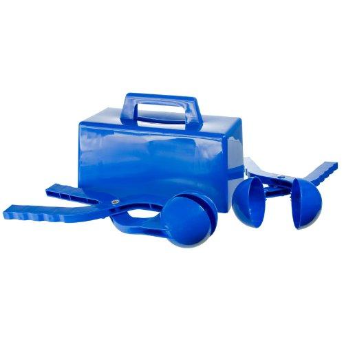 Snowball Maker - Lucky Bums Snowball and Snowbrick Maker Set, Blue