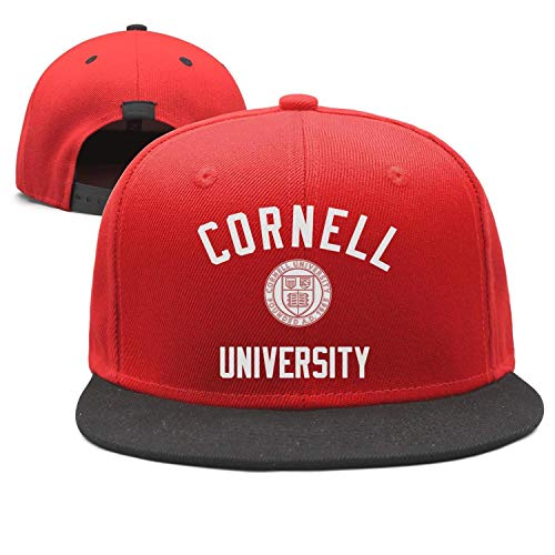 7a68198083f Unisex red Snapback Hats for Mens Womens Cornell-University- Fashion Caps