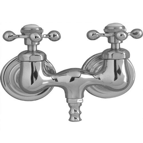 Faucet Roman Tub Filler - Barclay 4050-MC-SN