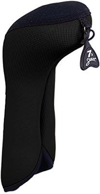 Stealth Club Covers 05010INT Hybrid ID 5-6-7 Golf Club Head Cover, Black Solid