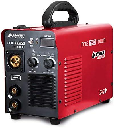 Stayer 0001 001875 Inverter Industrial mag MIG 160 Multi