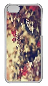 LJF phone case Customized iphone 6 plus 5.5 inch PC Transparent Case - Fairy Personalized Cover