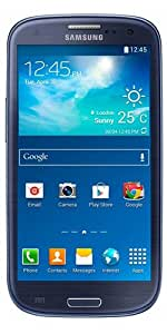Samsung Galaxy S3 i9301 Android Sim Free Unlocked Mobile Phone 16GB - Neo Black, [Importado de UK]
