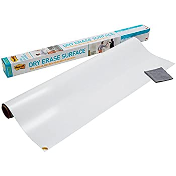 Amazon Com Gowrite Dry Erase Rolls 18 Quot X 6 Feet White