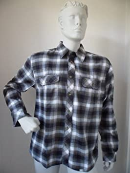 chemise pour longues décontractée noir homme manches Mc à kinley 6Axqzw