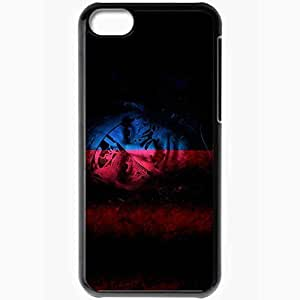 XiFu*MeiPersonalized iphone 5/5s Cell phone Case/Cover Skin Lionel Messi 2013 Case Image 4714 BlackXiFu*Mei