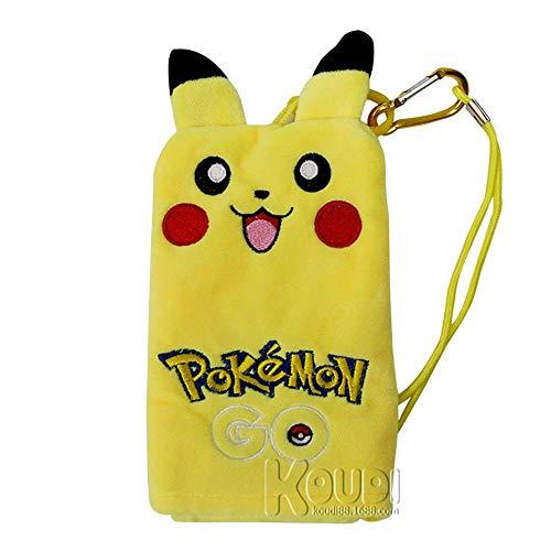 Et Femmes Bag B Swvv Portefeuille Pokemon Unisexes Plush Pour Cartes De Cell Paquet Hommes Anime Phone qY6xXx4