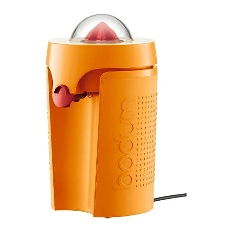 Bodum 11149-106Euro Bistro - Exprimidor eléctrico, color naranja: Amazon.es: Hogar