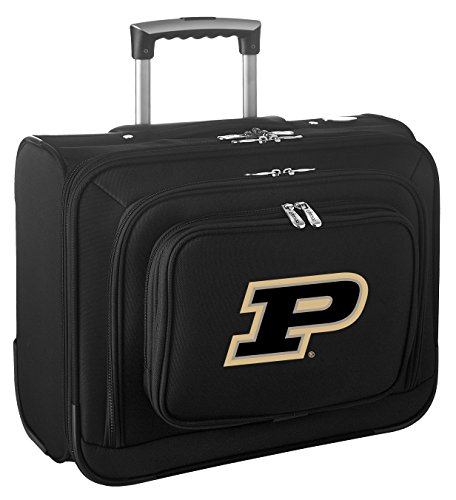 NCAA Purdue Boilermakers Wheeled Laptop Overnighter by Denco