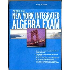 Download Brief Review for the NY Integrated Algebra Exam PDF