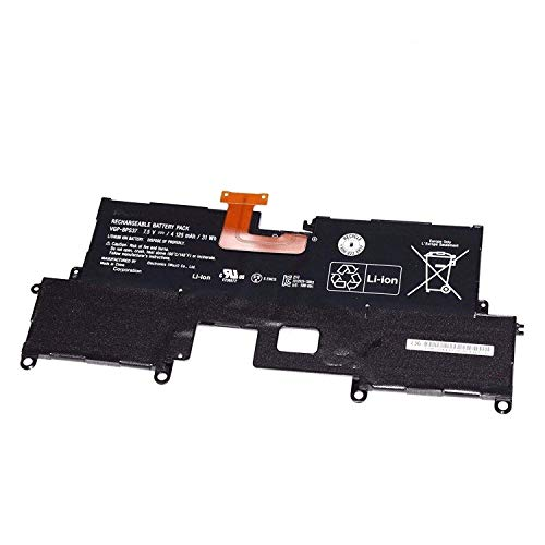 (JIAZIJIA Compatible Laptop Battery with Sony VGP-BPS37 VAIO SVP1121 Pro 11 SVP11227SCB Pro11)
