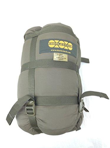Eberlestock Ultralight Sleeping Bag, G-loft, Large - Dark Earth by Eberlestock
