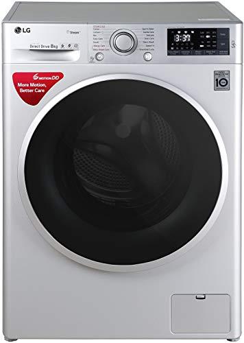 LG 8 kg Inverter Wi-Fi Fully-Automatic  Washing Machine