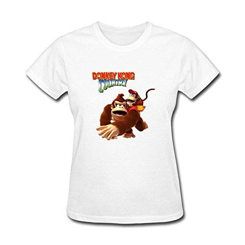 Kong Country Logo T Shirt L ()