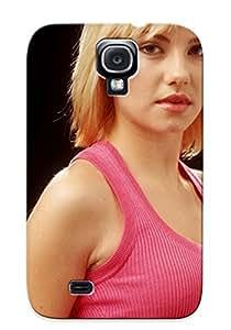 New Design Shatterproof QgugMzT5095qBJaH Case For Galaxy S4 (elisha Cuthbert ) For Lovers