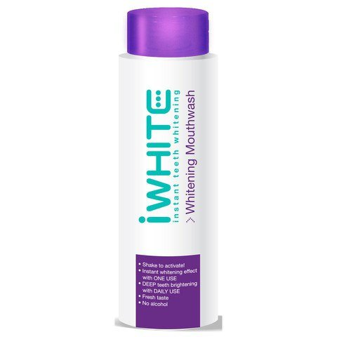 iWhite Instant Teeth Whitening Mouthwash (500ml) -