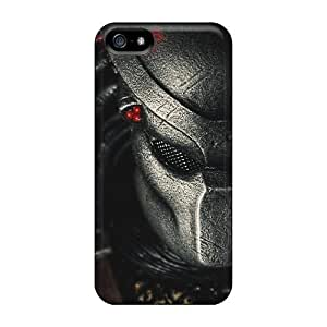 Durable Defender Case For Iphone 5/5s PC Cover(predator)