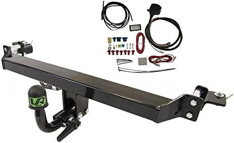 Attelage D/émontable Vertical avec 13broches C2 Kit pour Clio IV Hayon 3-5portes 2012 UT310COR97ZVMM//WU403FR1